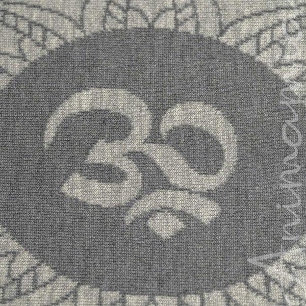 Scialle Yoga e Meditazione in Lana
