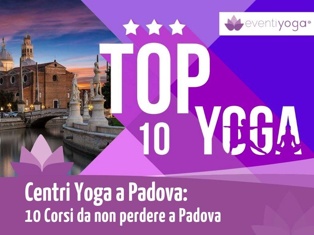 centri yoga padova