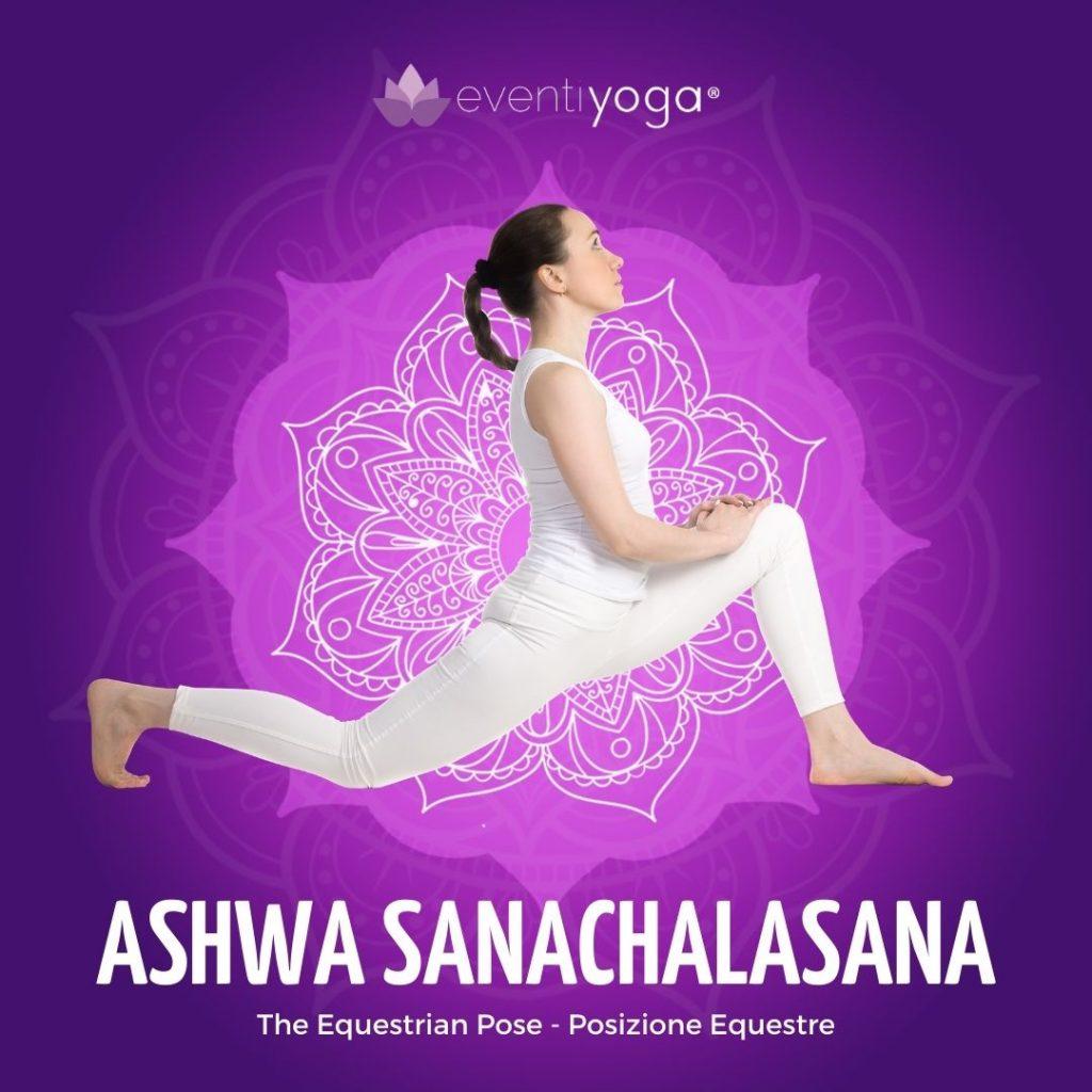 Ashwa Sanachalasana