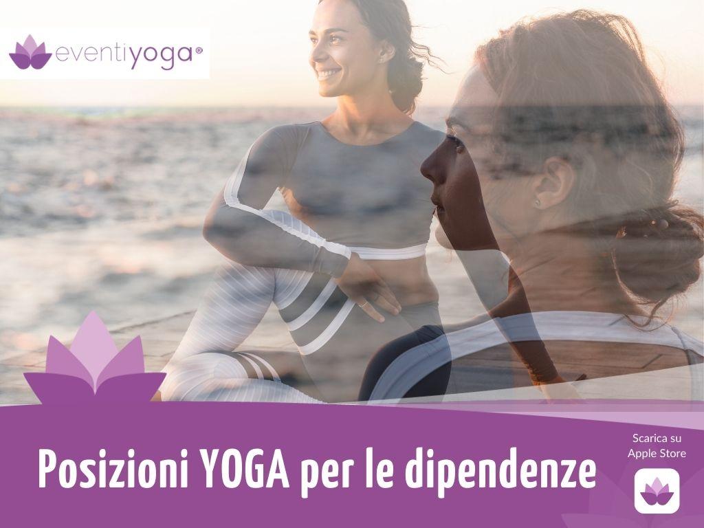 Yoga per le dipendenze
