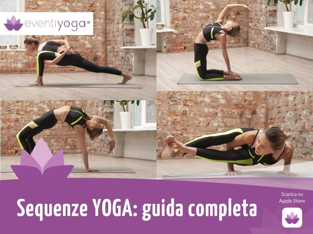 sequenze yoga