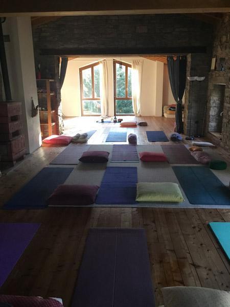 Ritiro Yoga in Emilia Romagna