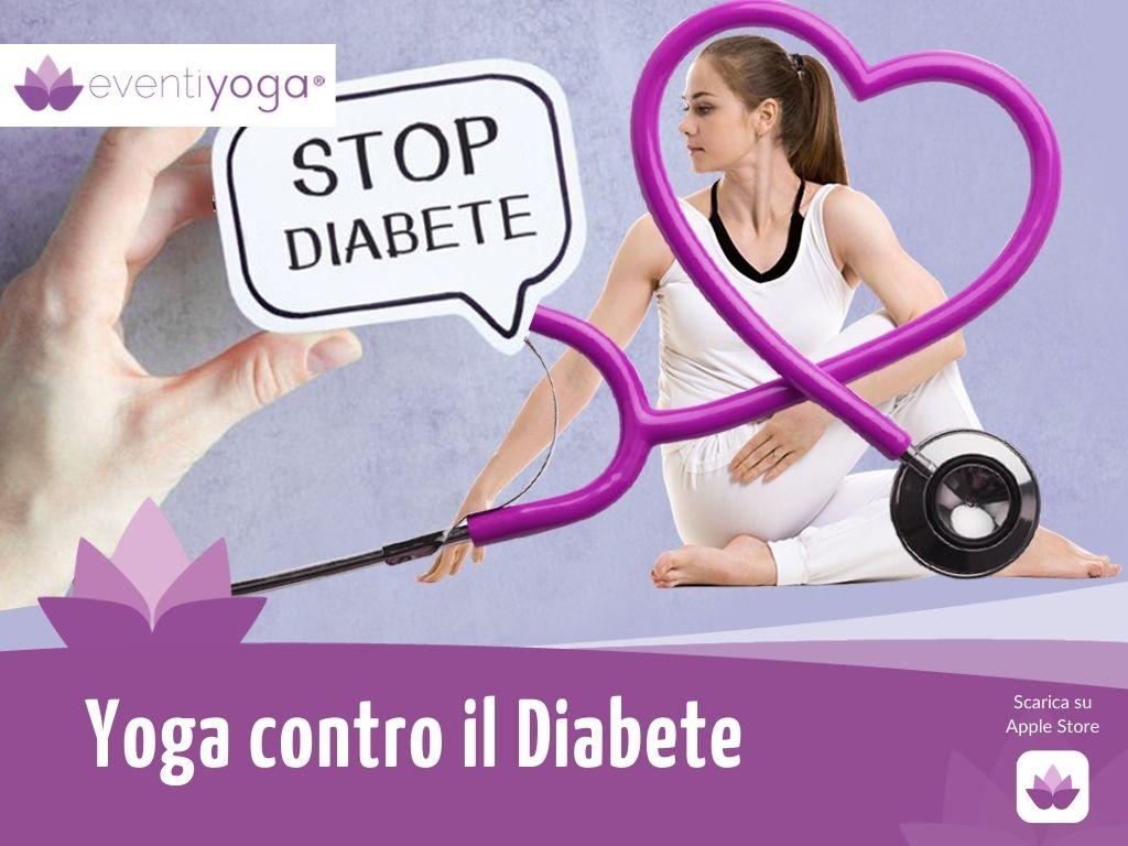 Yoga contro Diabete