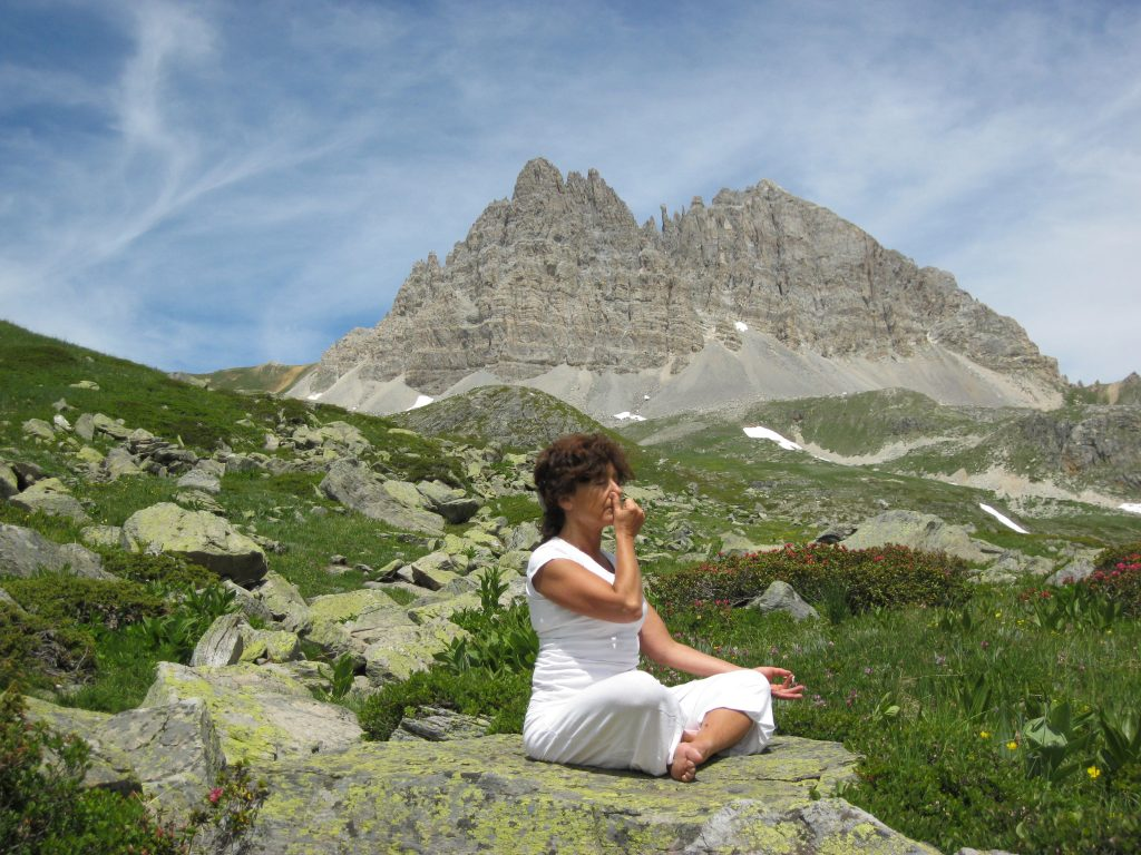 NaturYoga in montagna