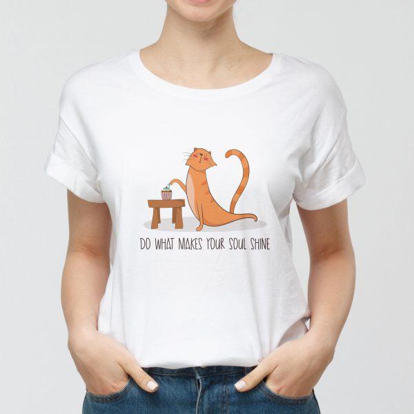 T-shirt Donna Soul