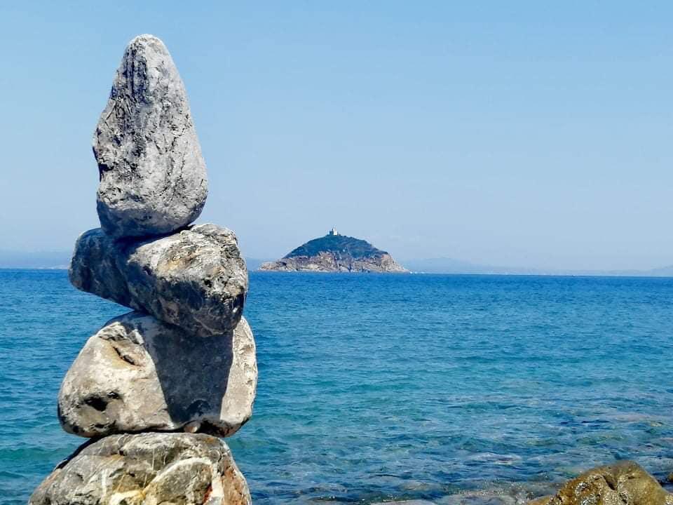 Yoga al mare Isola Elba