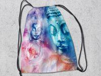 Zaino a sacca Buddha