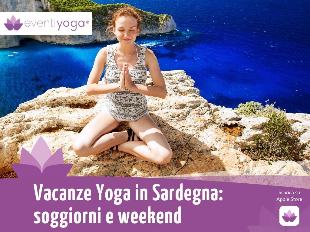 Vacanze Yoga Sardegna