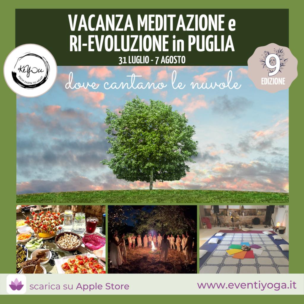 Vacanza Yoga in Puglia