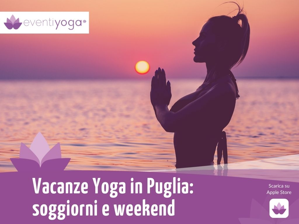 Vacanze yoga Puglia