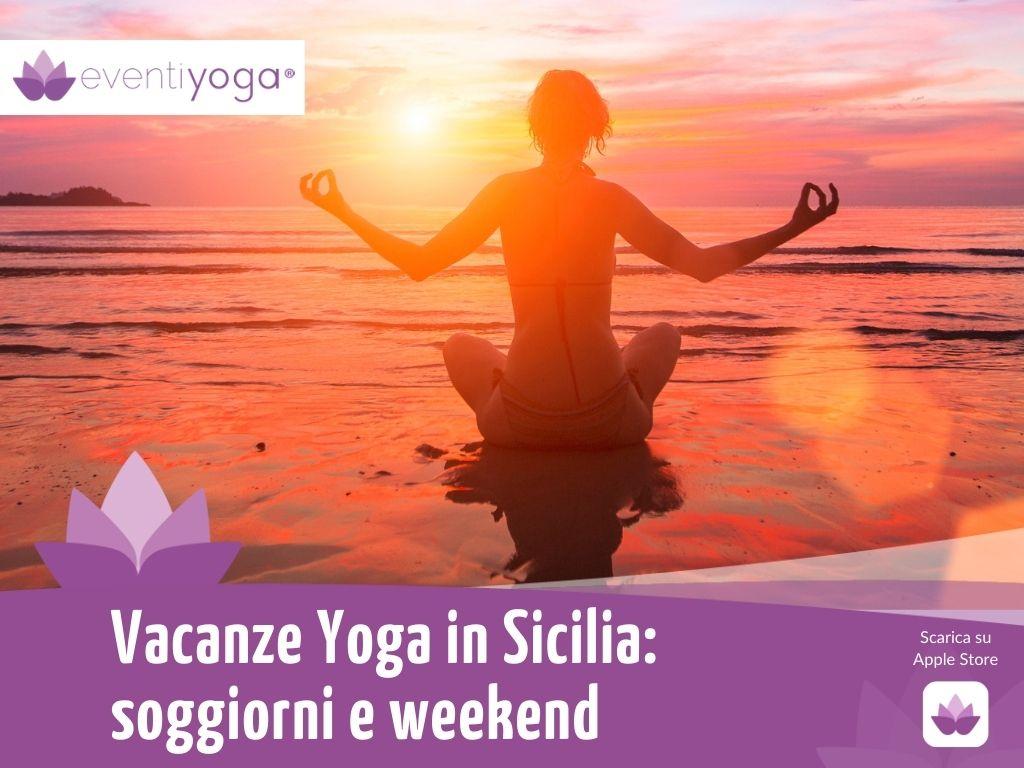 vacanze yoga sicilia