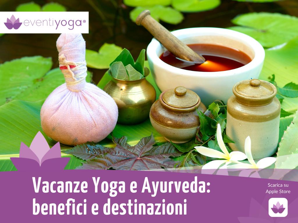 Vacanze Yoga e Ayurveda
