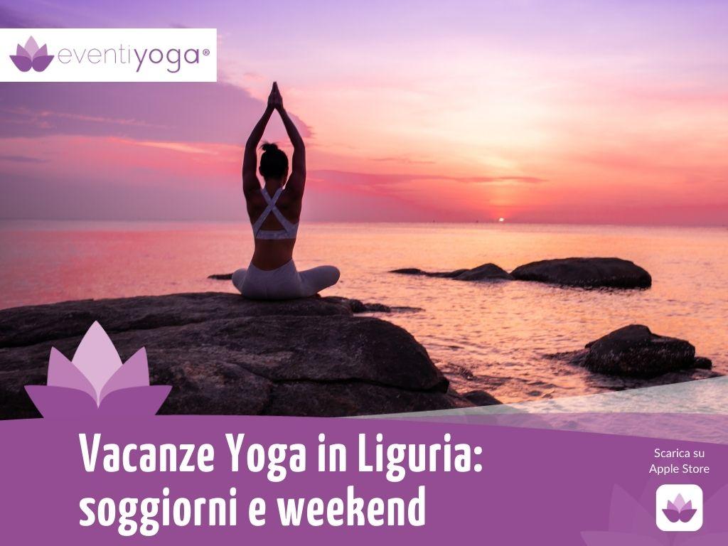 vacanze yoga liguria