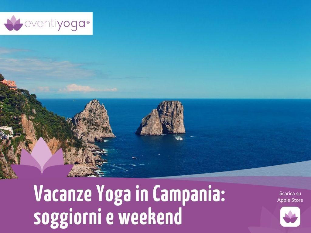 Vacanze Yoga in Campania