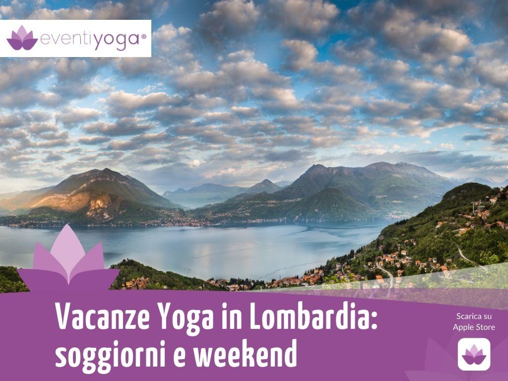 vacanze yoga in lombardia