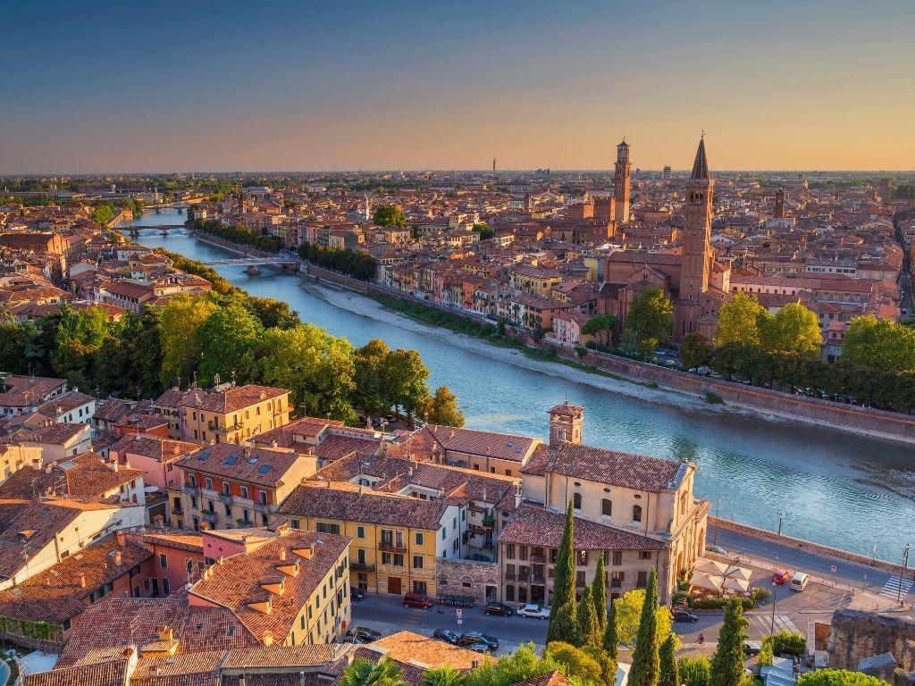 Vacanze Yoga in Veneto - Verona