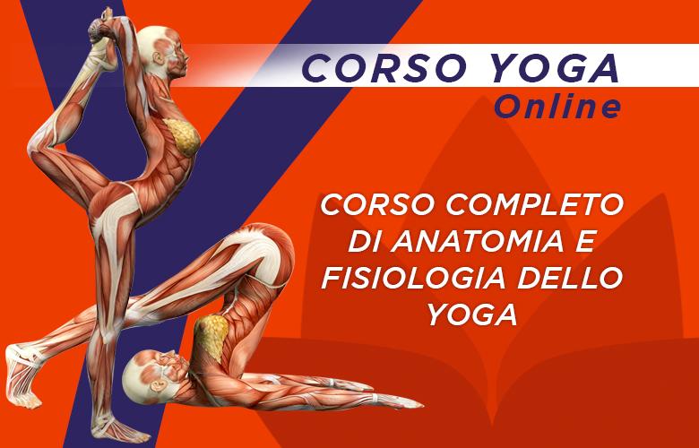 Corso completo di anatomia e fisiologia dello yoga