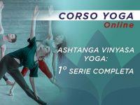 Corso Ashtanga Vinyasa Yoga Online
