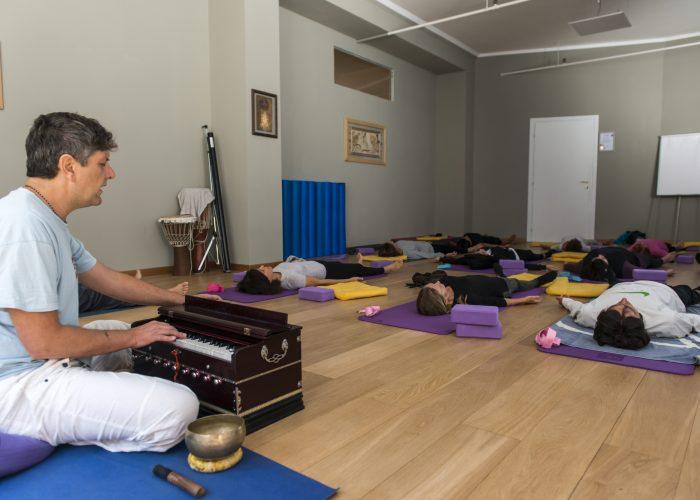 Yoga degli elementi - Massimo Cantara
