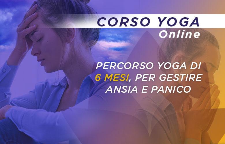 Percorso Yoga per Gestire Ansia e Panico