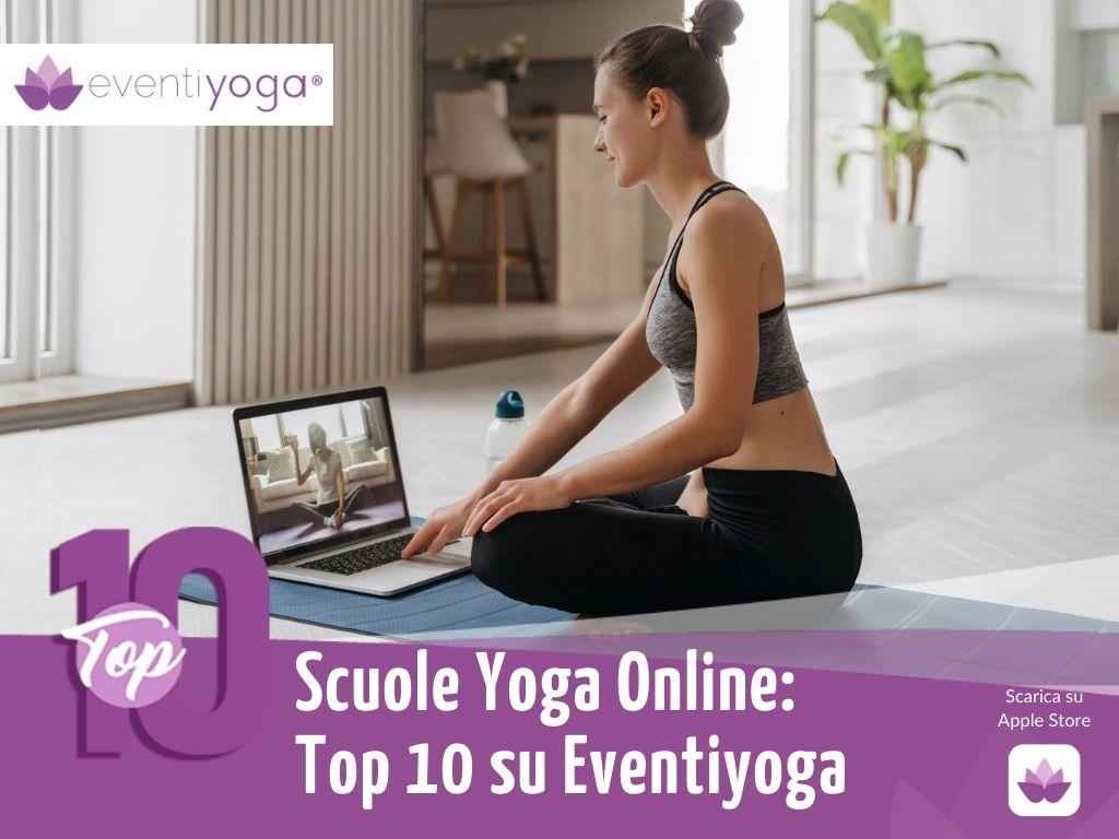 Scuole yoga online
