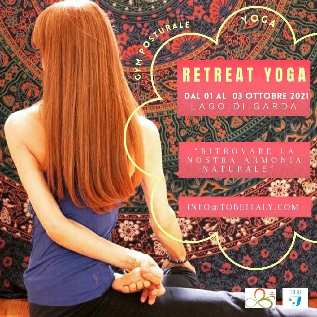 Retreat Yoga sul Lago di Garda