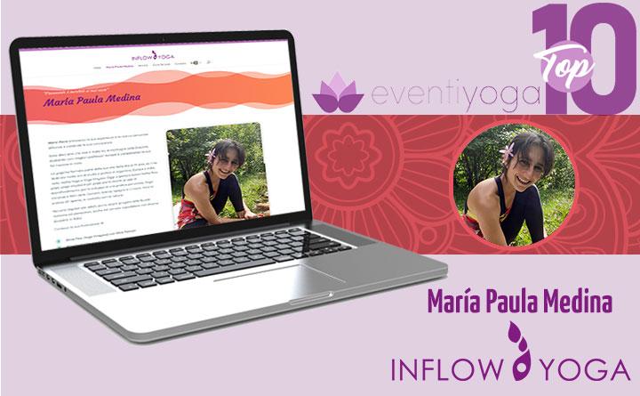 Inflow Yoga scuole yoga online