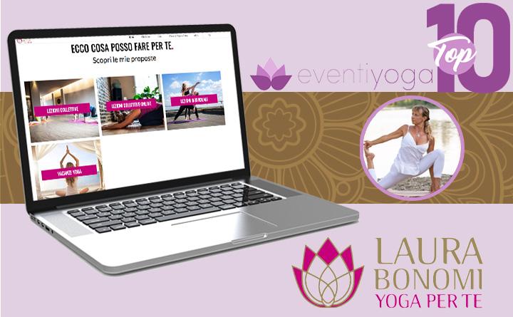 Laura Bonomi - Yoga per te scuole yoga online