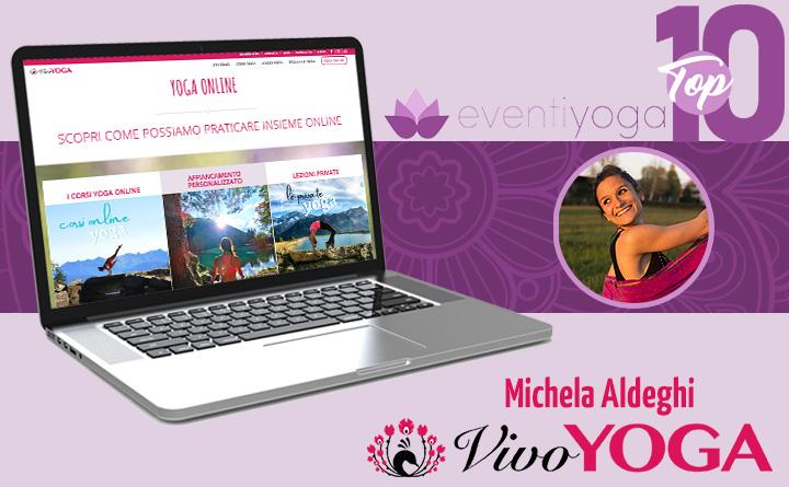 Vivo Yoga scuole yoga online