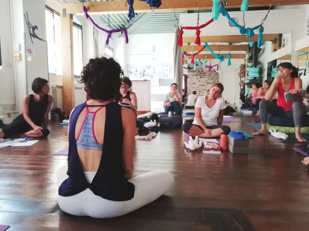 Yin Yoga Teacher Training – Yin e Meridiani