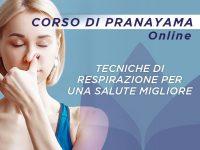 Corso di Pranayama Online