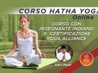 Corso Hatha Yoga Online